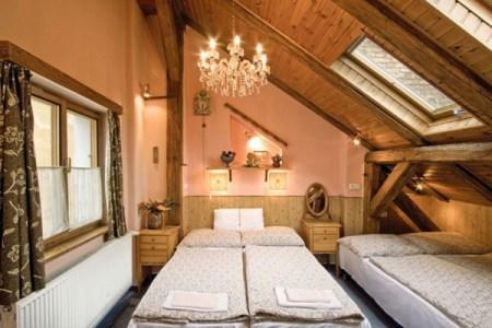 dachwohnung einrichten schlafzimmer