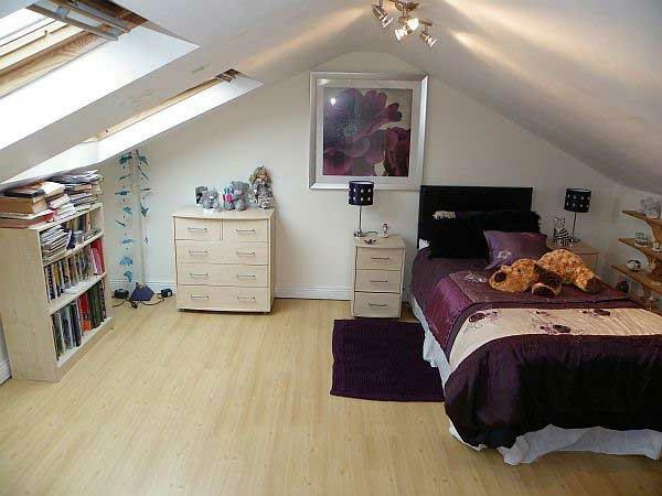 Emejing Schlafzimmer Einrichten Dachgeschoss Contemporary Home . Ruptos.com  ...