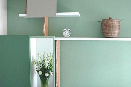20 Ideen Minze Schlafzimmer Interieur Bilder. Pastell Wandfarben ...