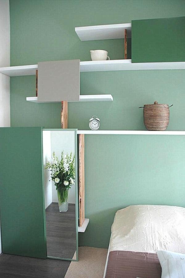 Atemberaubend Ideen Minze Schlafzimmer Interieur Zeitgenössisch ...