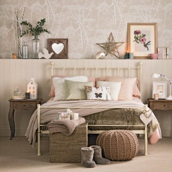 Deko Ideen Furs Schlafzimmer, Schlafzimmer Entwurf
