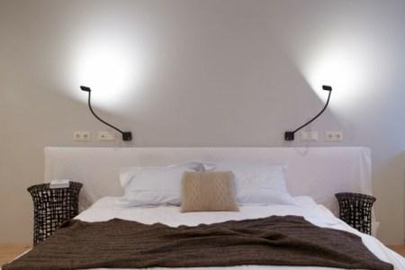 leselampe f%c3%bcr bett im schlafzimmer