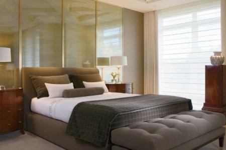de.pumpink.com | schlafzimmer modern wand blau