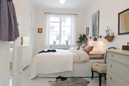 kleines schlafzimmer einrichten sehr sch%c3%b6n und wei%c3%9f