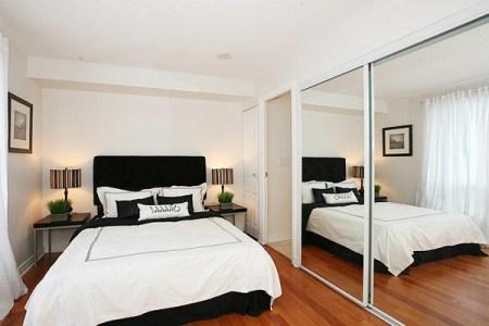 kleines schlafzimmer einrichten super gro%c3%9fe spiegel