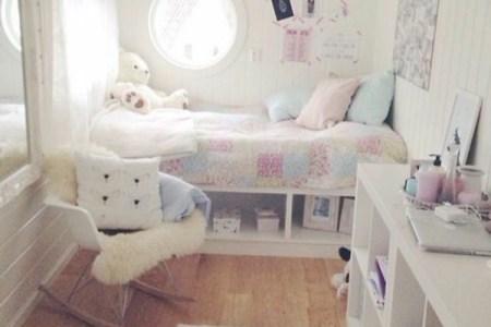 kleines schlafzimmer einrichten wei%c3%9fe gestaltung