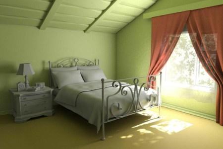 schlafzimmer mit dachschräge 34 tolle bilder! archzine.net