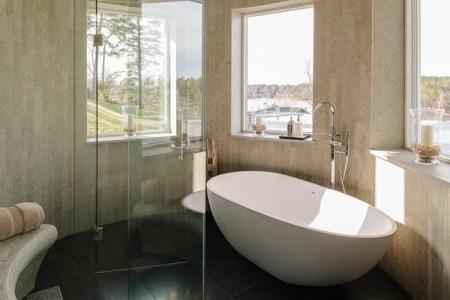 auergewhnliche wohnideen modernes badezimmer