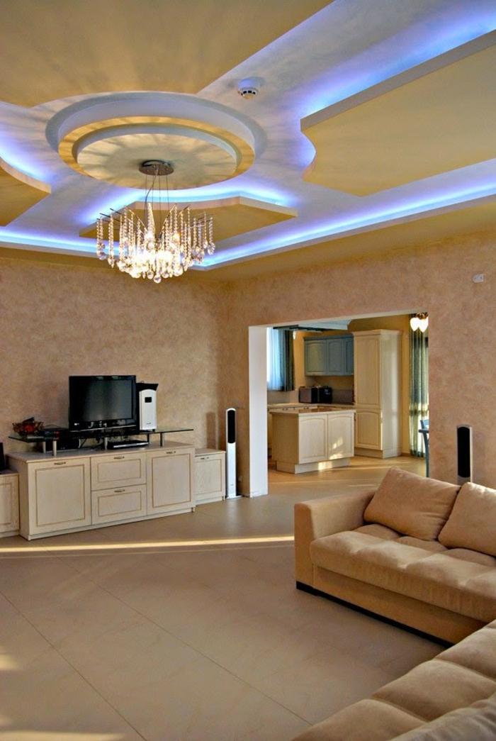 ... Beleuchtung Wohnzimmer Modern Dumss.com ...