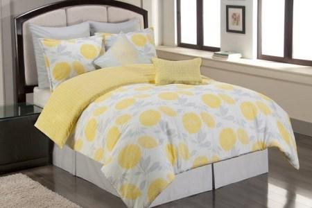schlafzimmer farblich gestalten mit gelb eine verbl%c3%bcffende gestaltung