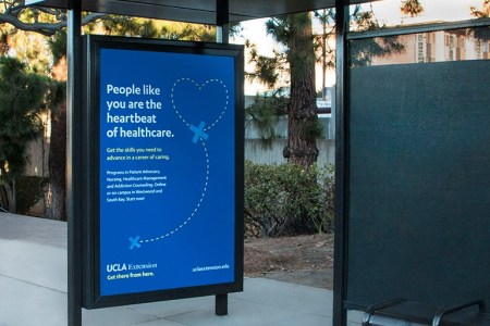 ucla extension bus stop