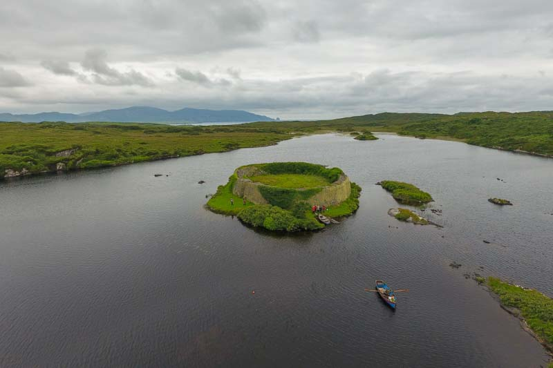 Doon Fort to Feature on RTE's Nationwide