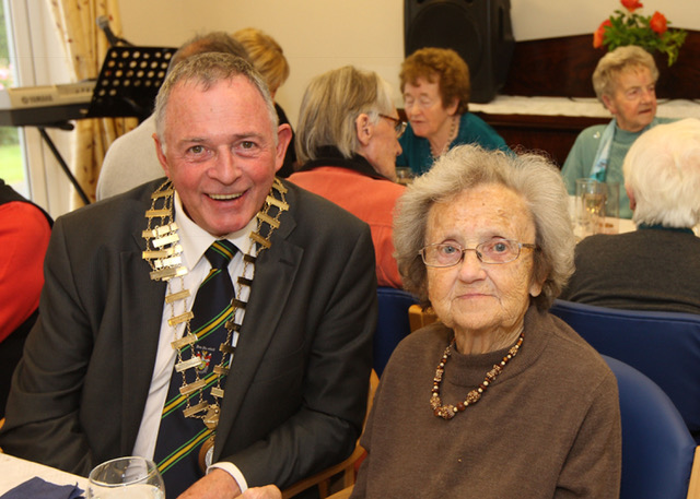 Cathaoirleach's afternoon for Older People and Carers
