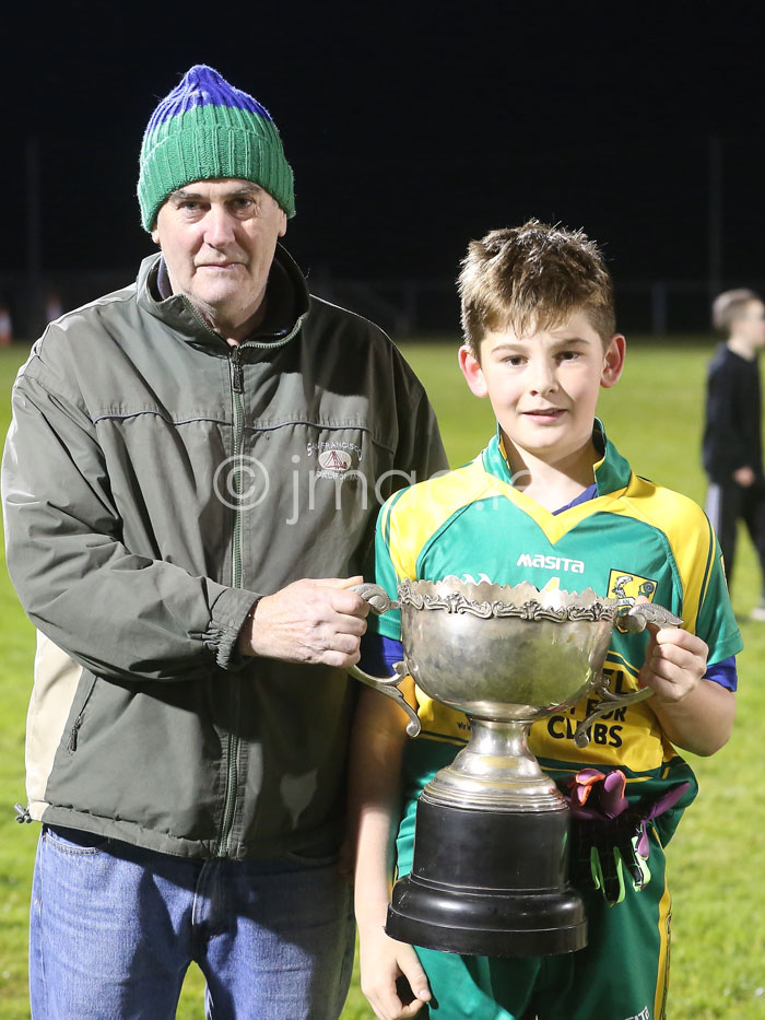 U12 Parish League finals