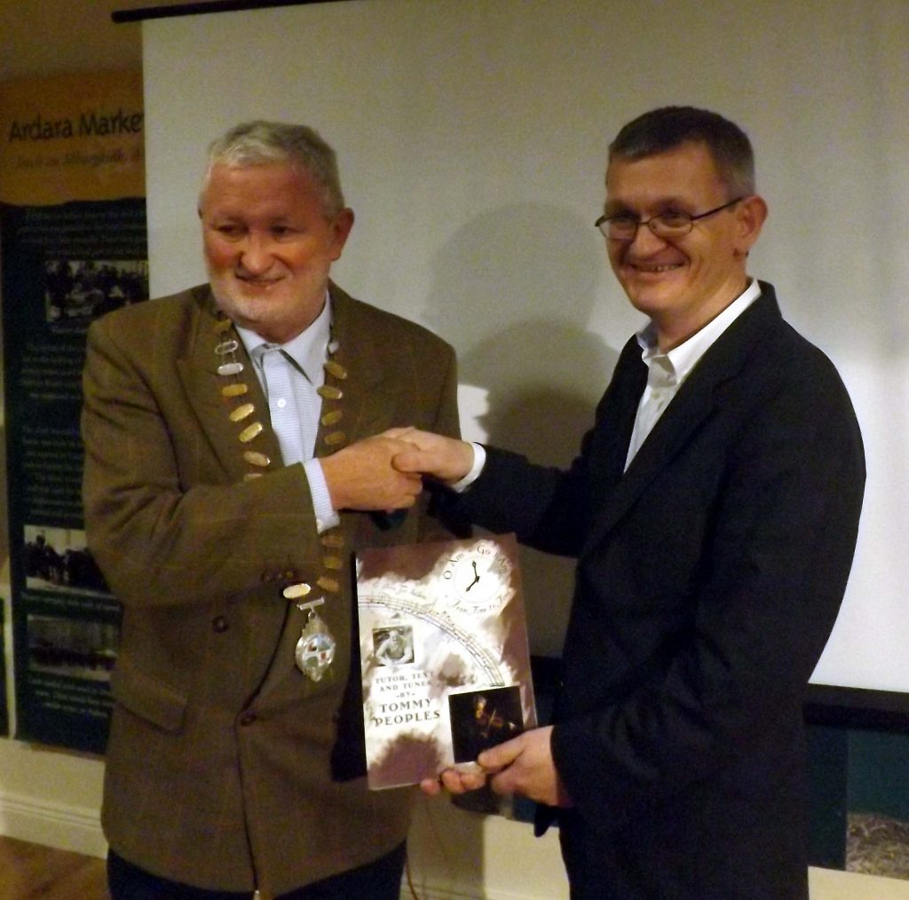 Annual Paddy McGill Lecture