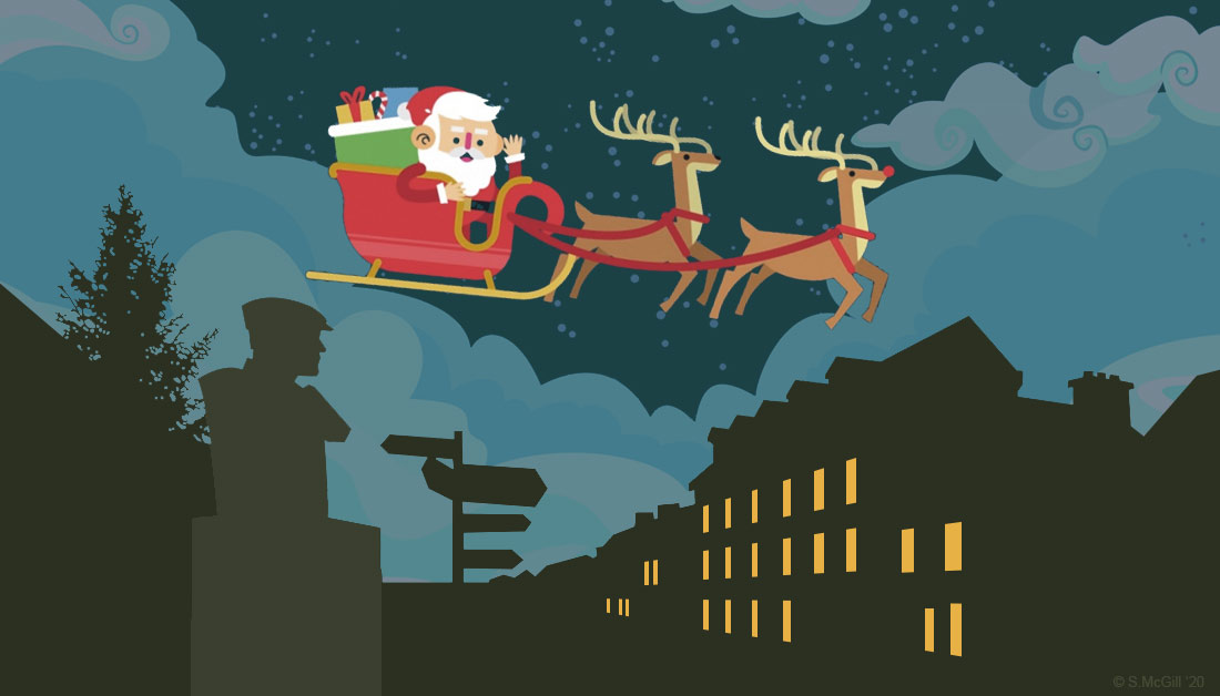 Santa Comes to Ardara