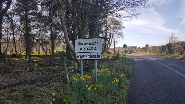Ardara Community Notice: 24th May, 2017