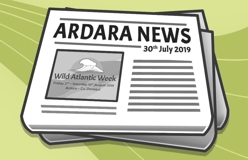 Community Notices 30th July 2019