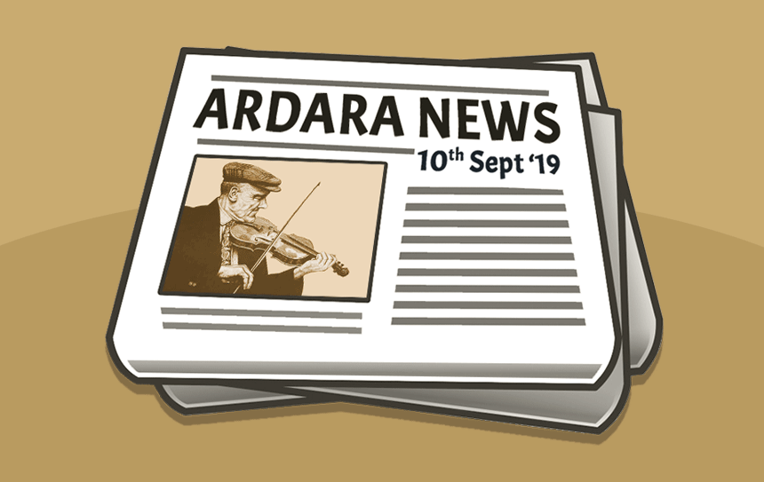 Community Notices 10th September 2019
