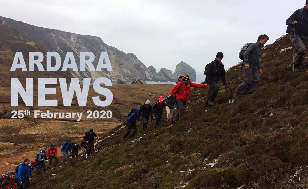 Ardara News 25th Feb 2020