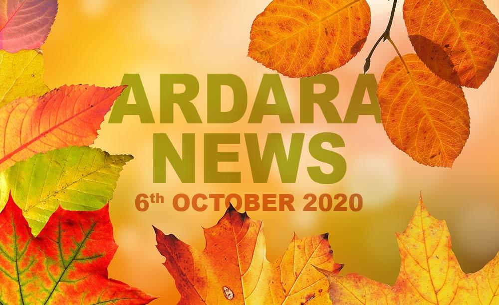 Ardara News 6th October 2020