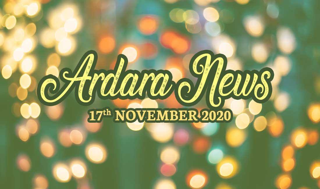 Ardara News 17th November 2020