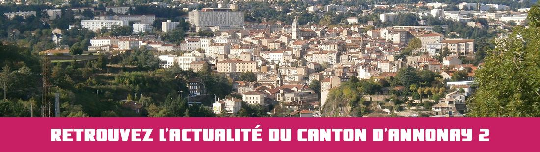 ACTUALITE DU CANTON D ANNONAY 2