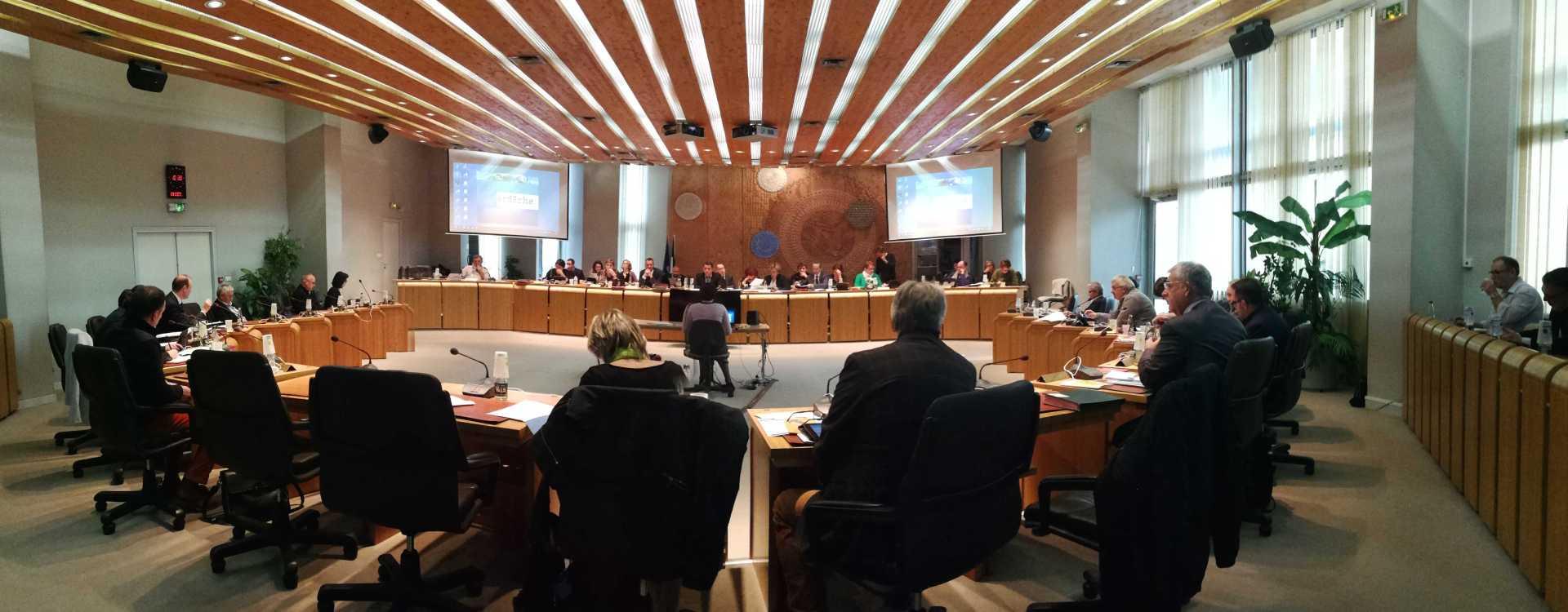 Décision modificative n°3 : Motion déposée par le Président du Conseil départemental au nom de l'Assemblée départementale suite aux mouvements sociaux