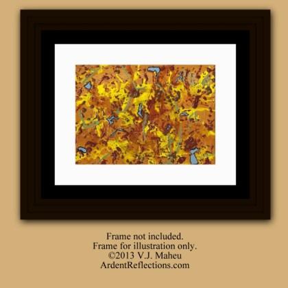 Original Acrylic art,expressionist art,pop painting,home office decor,splash artwork, splatter pop art,pollock style,splatter drip,Item #DO1 earth tones art, earth tones abstract, earth tones decor, small artwork, original painting