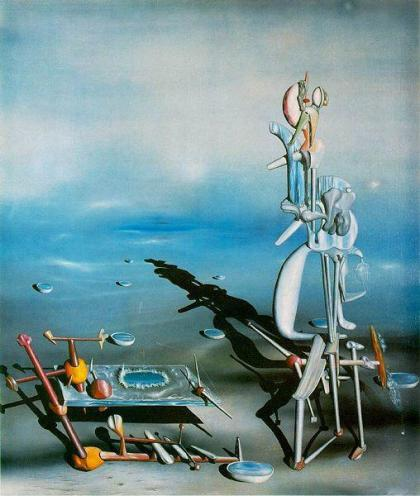 Yves Tanguy, Indefinite Divisibility