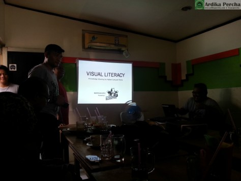 #ArisanSP2 - Visual Literacy (Ardika Percha)