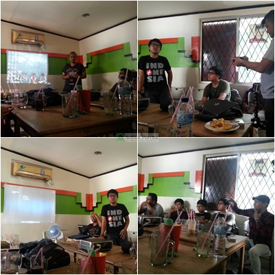 #ArisanSP2 - Silaturahim (Ardika Percha)