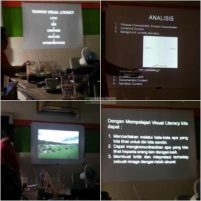 #ArisanSP2 - Pembahasan Visual Literacy  (Ardika Percha)