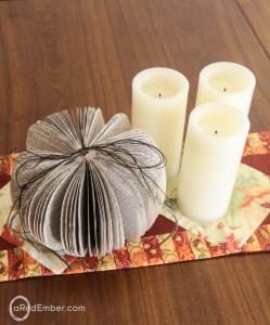 fall book pumpkins
