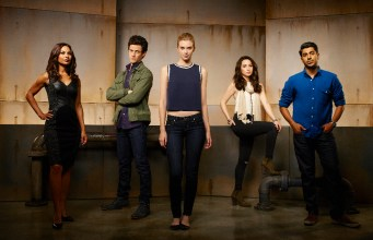 Stitchers ABC Family