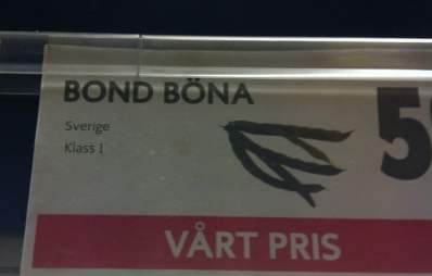 Bondbnor. Eller, My name is Bond. Bond Bna.