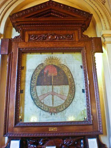 La bandera de Jujuy fue la primera bandera Nacional Civil de Argentina