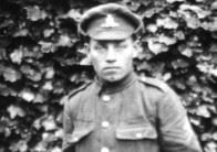 World War One hero Peter Wilson, who was wounded in battle and was awarded the Distinguished Conduct Medal