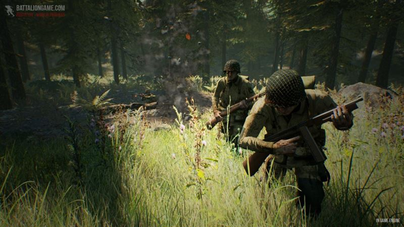 Battalion 1944 - Screenshot 3
