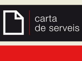 Cartes de serveis de Palau Robert i Atenció Ciutadana