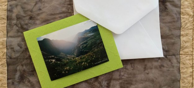 Inexpensive Personalized Photo Cards