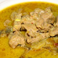 Indonesian Lamb Curry Recipe