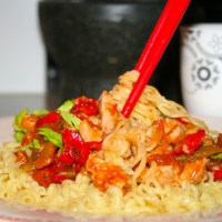 Spicy Chicken Stir Fry Recipe