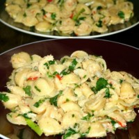 Pasta Crab Meat Recipes
