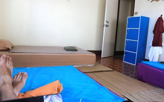 Lazy hostel life In Chiang Rai, Thailand.