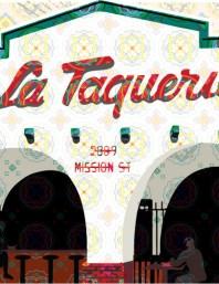 La Taqueria Art Print