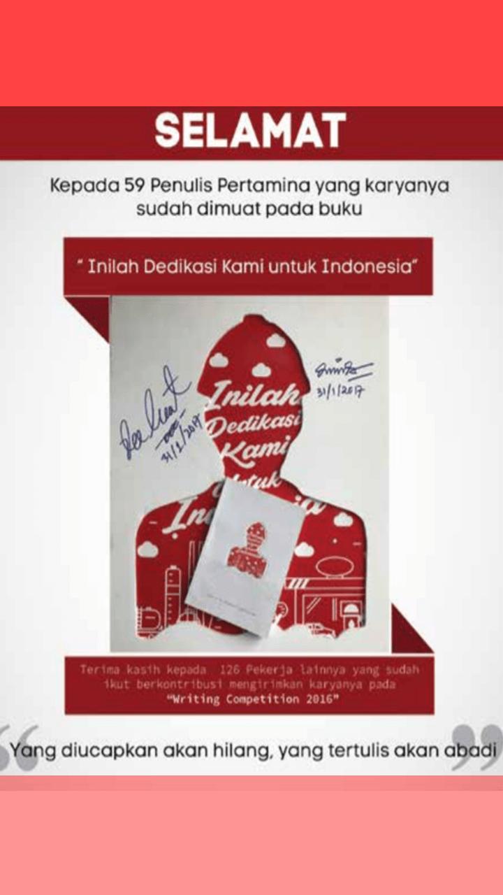 Inilah Dedikasi Kami untuk Indonesia