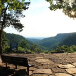 Petit Jean: Cedar Falls Trail – 2 mi photo