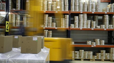 records in warehouse