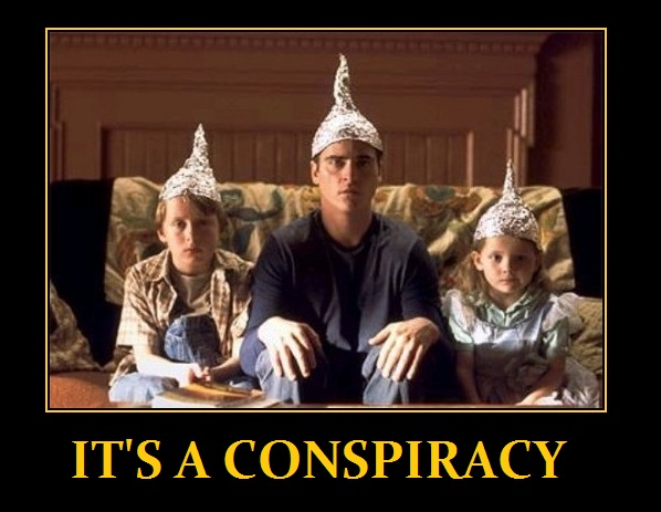 On The Danger Of Conspiracy Theories